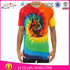 Fashion design you own oversized t shirt wholesale men tie dye t shirts