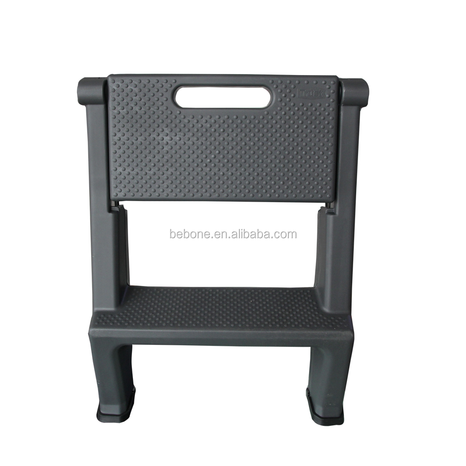 Fine Plastic Folding Step Stool Step Ladder For Kitchen Garden 2 Step Folding Ladder Buy Step Ladder Folding Step Ladder Plastic Step Stool Product On Cjindustries Chair Design For Home Cjindustriesco