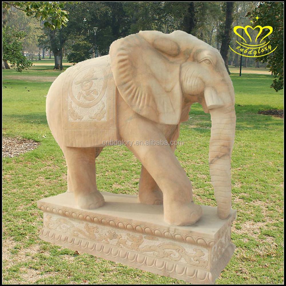 Animales elefante artesan as grandes adornos de jard n de - Esculturas para jardines ...