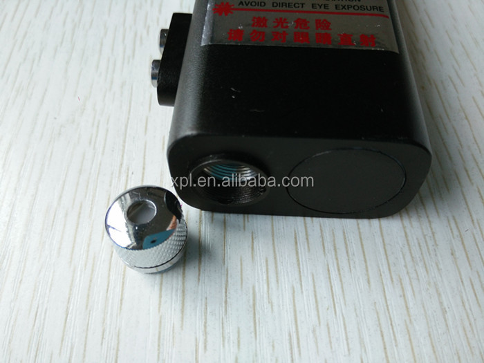 XPL-809G532HG50 50mw double laser pointer