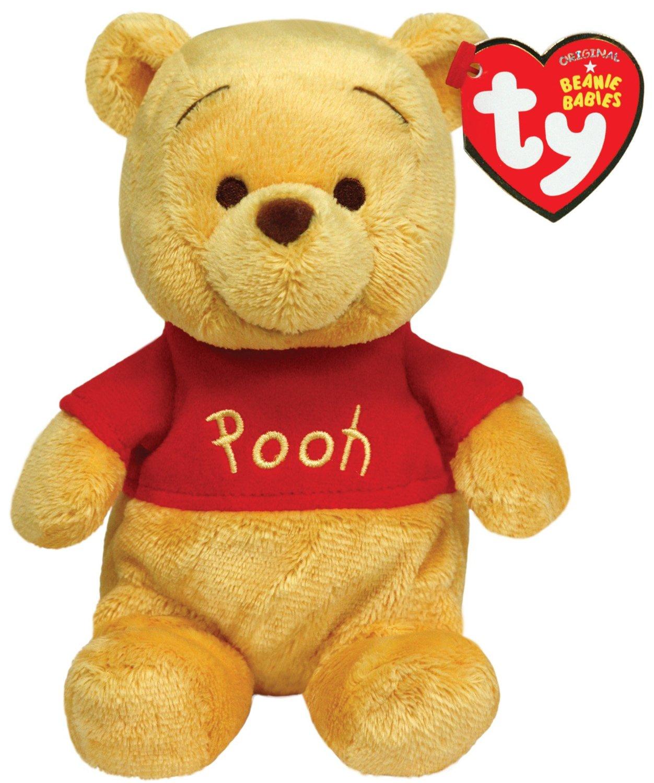 865e52bb0b2 Buy Ty Beanie Ballz Winnie the Pooh - Bear Clip in Cheap Price on ...