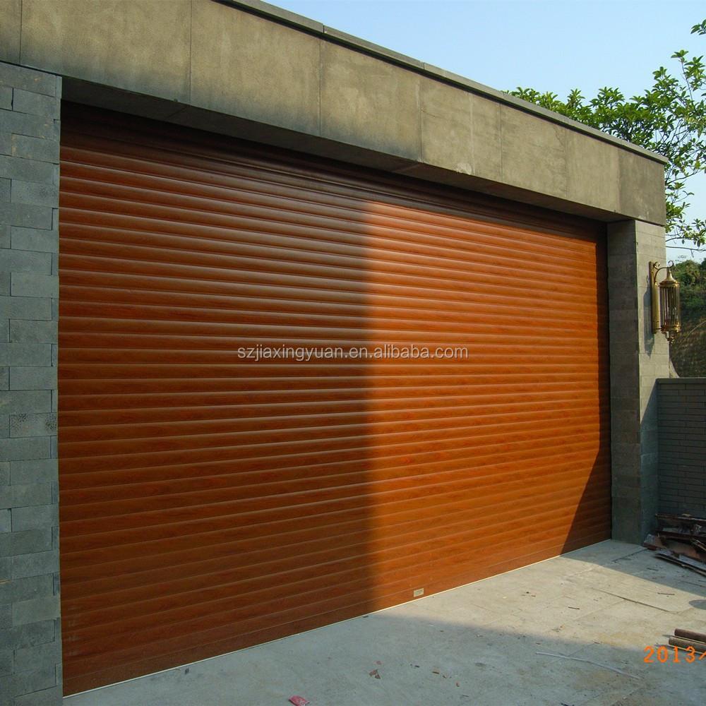 sicurezza residenziale alluminio automatica rimboccarsi porta del garage-Porta-Id prodotto ...