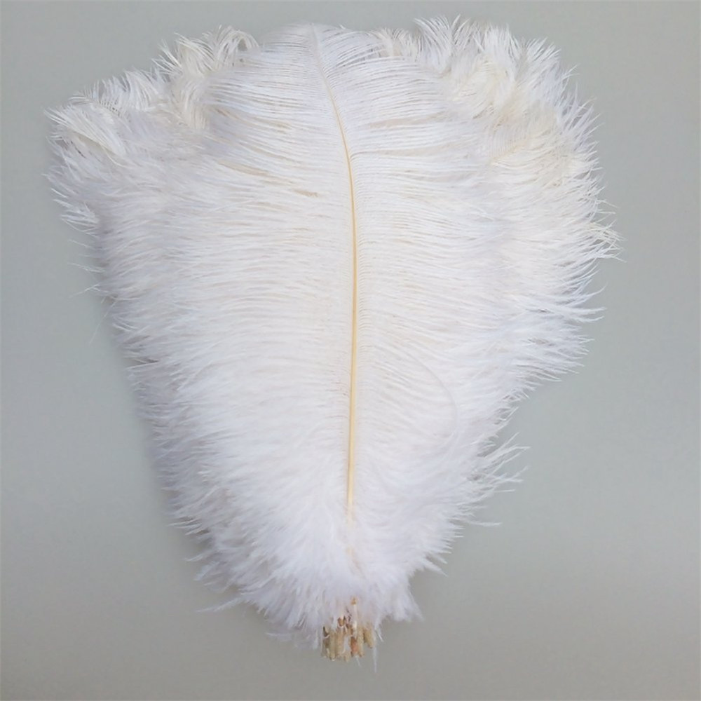 Wholesale OSTRICH FEATHERS 12-14inches/30-35cm wedding decoration