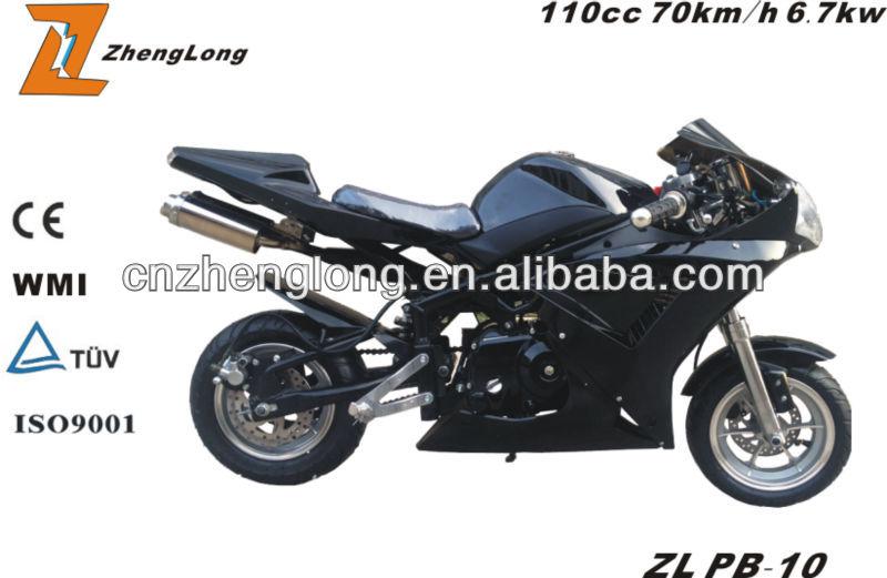 Supercharger Turbocharger Kit 110cc Scooter Pocket Bike Pit Bike - on