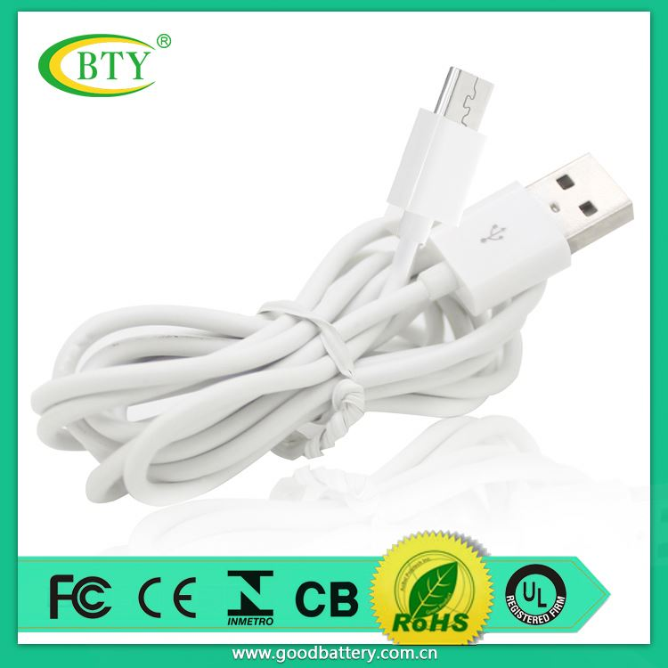 leading selling light weight design Micro USB Cable Sync and Charging Cables for Android devices