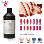 Miss Gel High Quality Soak Off Long Lasting Shading Professional UV Gel Polish