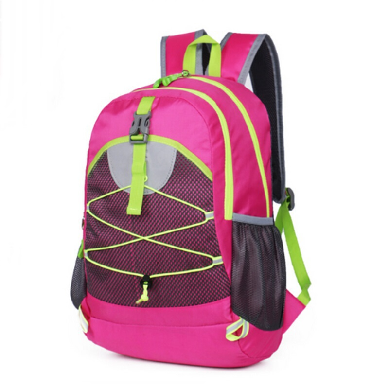 f9ea4d743b Get Quotations · Unisex Backpacks Nylon Waterproof Travel Sports Bag  Patchwork School Bags For Teenagers Large Laptop Backpack 2015