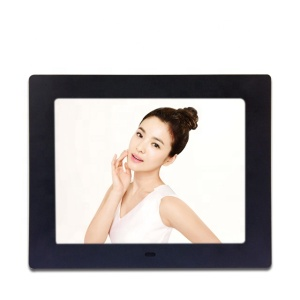 Rohs CE 7inch mp3 mp4 digital photo frame with video loop mini gif picture