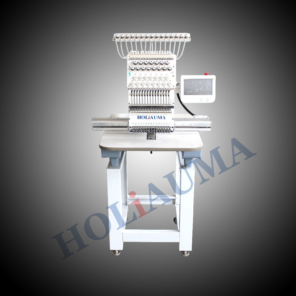 newest embroidery machine