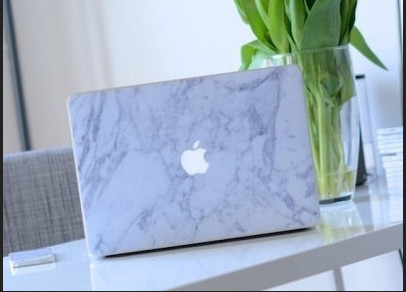 watch 9f730 f41cd Hot Sell White Marble Pattern Hard Shell Case Cover For Macbook Pro  Retina12'' - Buy Hard Shell Case For Macbook Pro Retina 12'',Hot Sell  Macbook Case ...