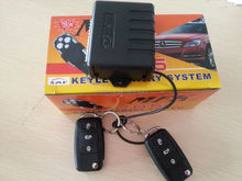 Original Car Keys for special cars with 3 Button folding car keyless entry system with led remote RED color