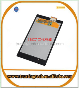 Nexus 7 2nd Generation 2013 ME571K ME571KL K008 digitizer touch screen Glass with lcd display assembly