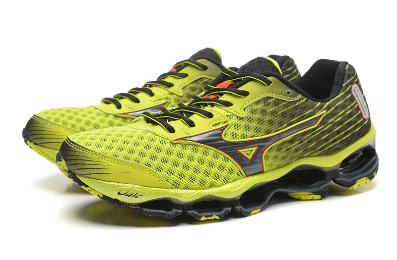 Get Quotations � Mizuno Wave Prophecy 4 Men Running Shoes Shoes Sport For  Masculino Brazil Size 38.5-43.5