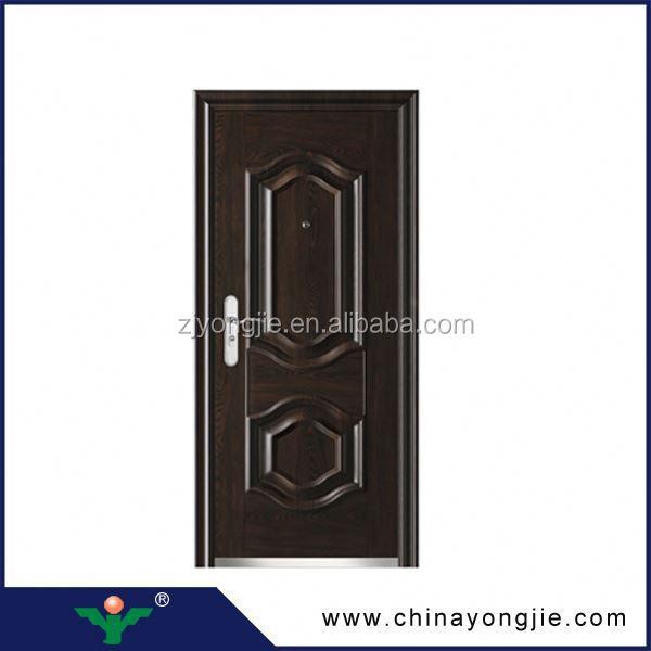 Commercial Double Steel Doors Exterior Wholesale Steel Door