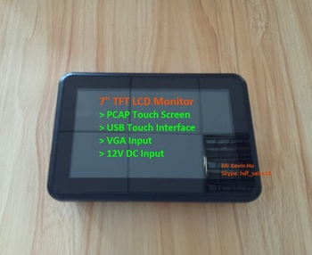 HDF 7 Quot Lcd Display Touch Screen Capacitive Touchscreen Raspberry Pi