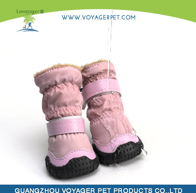 Lovoyager Large Dog canada winter snow boots for dog for wholesales