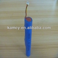 Direct Manufacturer 3.7v 1600mAh 18650 battery Rechargeable for electric bicycle