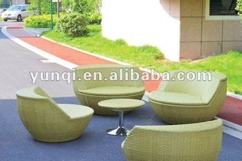 Outdoor Furniture ideas with Capsule Rattan The Modern