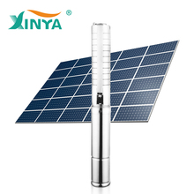 Irrigation submersible dc solar water pump price list