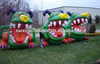 high quality inflatable advertising monsters/customized inflatable giant monsters balloon