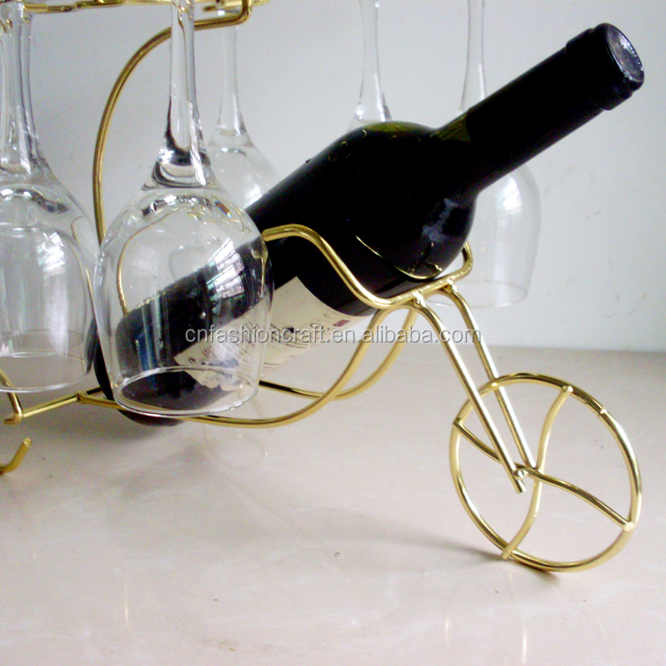 2015 Red Wine bottle stand for home decoration use
