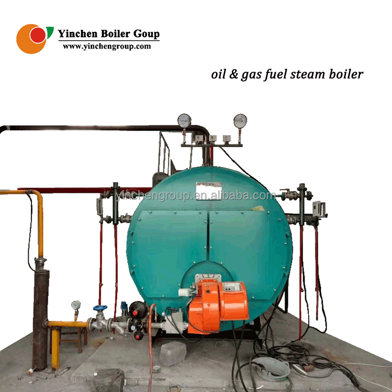 Sugar Factory 3 Pass Gas Oil Steam Boiler Boilers And Stove From ...