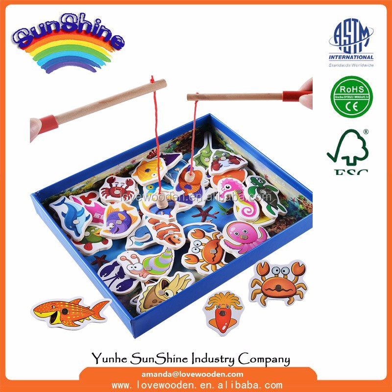 fishing game shopping gift plaything fishing knick knack with R&TTE