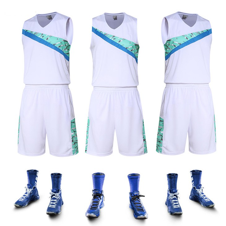 Custom design sublimation basketball jersey