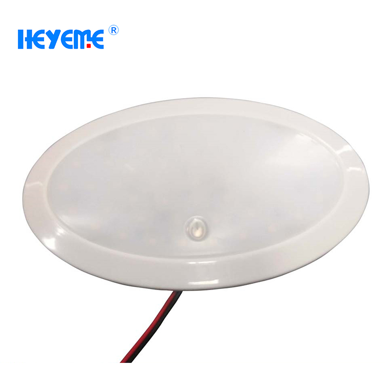 Whole price 5W led roof dome light with touch sensor switch for rv lights