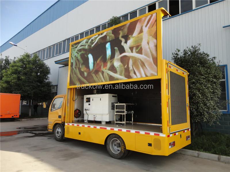 Digital Billboard Truck Mobile Led Display,Led Mobile ...
