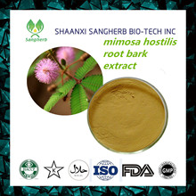 Top Quality mimosa hostilis root bark plant extract powder With ISO9001 Certificate