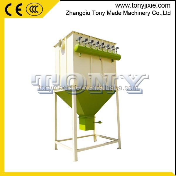 TCM-24 Good price industry direct sale pulsed dust collector