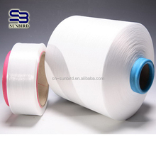50D/72F 50 denier polyester textured filament yarn for weaving and knitting