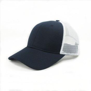 b7ef6717 Structured Blank Curved Brim Men Trucker Caps - Buy Caps Hats Men ...