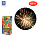 "L3126 Brilliant Sky pyrotechnic cylinder display 1.2"" inch Artillery Shell fireworks for wholesale"