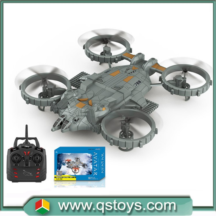 New Arrival!yd-712 Avatar Aircraft 4ch 6axis Rc Helicopter Animal Remote  Control Quadcopter Ufo For Children - Buy Control Quadcopter,Ufo For