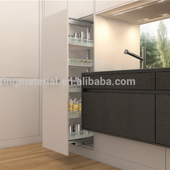 Modern Kitchen Pull Out Pantry Product On Alibaba