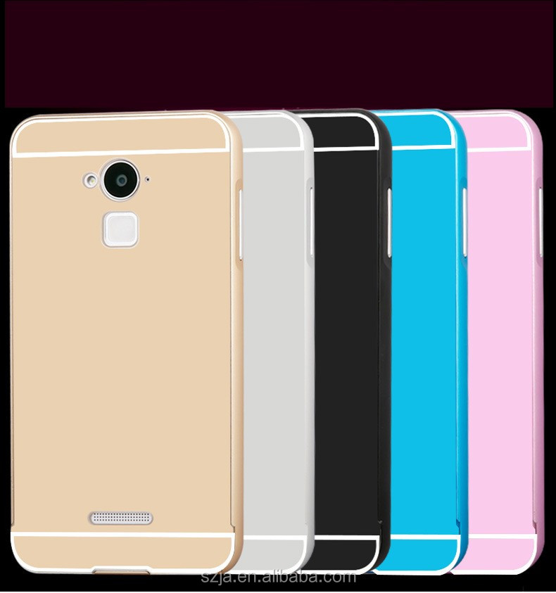 Luxury Aluminum Metal Bumper Case For Coolpad Note 3 Hard Pc Back Cover For  Coolpad Note 3 - Buy Luxury Aluminum Metal Bumper Case For Coolpad Note