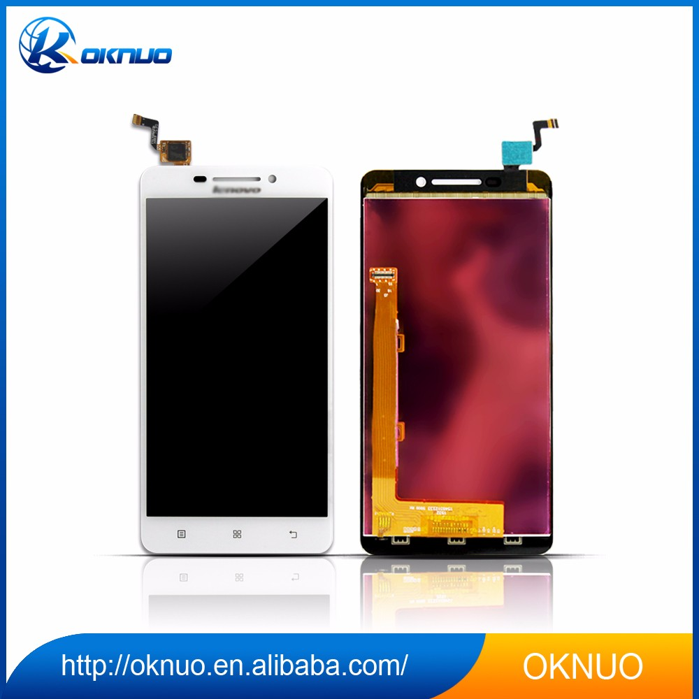 LCD Screen Digitizer Assembly Replacement for Lenovo A5000 phone parts/.