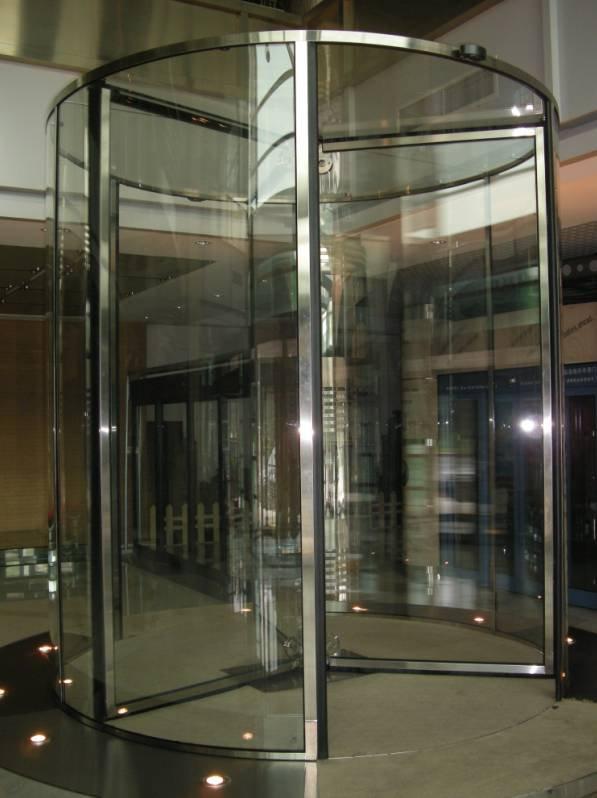Manual All Glass Revolving Door Crystal Door Buy Manual All