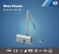 HD158 commercial range hydraulic small door closer
