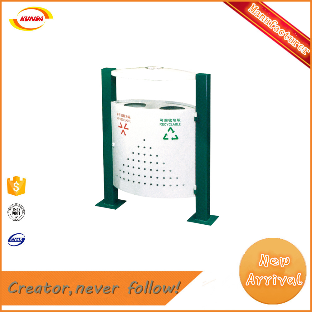 China Factory Produce Outside Sanitary Bin Outdoor Sanitary Bins Cheap Good  Quality Outdoor Recycling Bin Gpx-289 - Buy China Factory Produce Outside