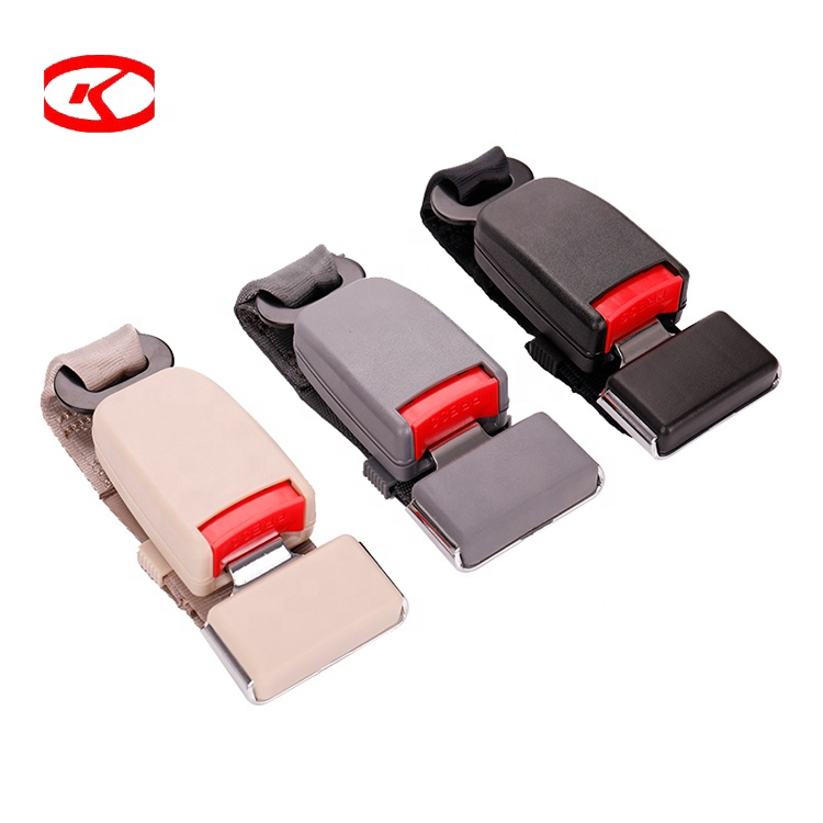Hot Sale E4 Certified New Utv Rv Universal Two Point Three Point Safety Seat Belt Extender Plus Extension