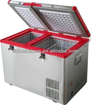 4 Trailer Bd C 60acdc Car Freezer Rv Dual