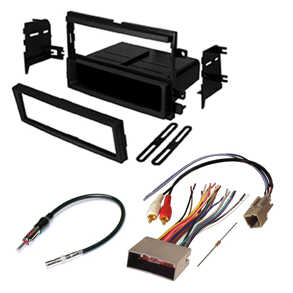Buy Stereo Antenna Harness Ford Focus 00 01 02 In Cheap Price On M Wiring Kits F250 F350 F450 Super Duty Car Radio Kit Dash Installation Mounting