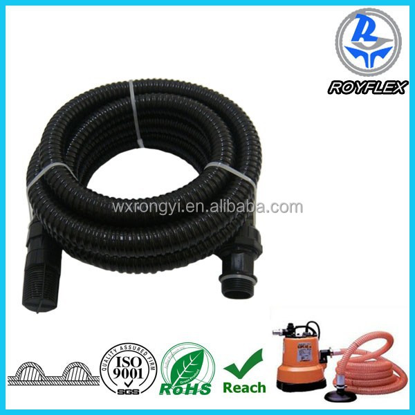 Industrial water pvc pipes for plumbing