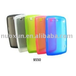 TPU mobile phone case for BlackBerry 9550