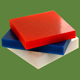 Polyethylene cutting board / HDPE Sheets / Puck Board Pricing/manufacturer