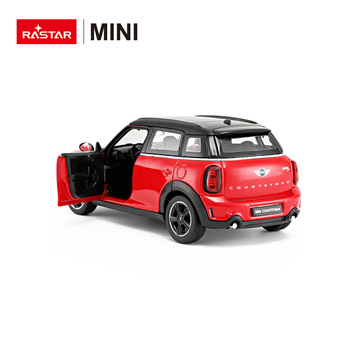 Rastar New Products 1 24 Mini Cooper Licensed Diecast Toy Car Model