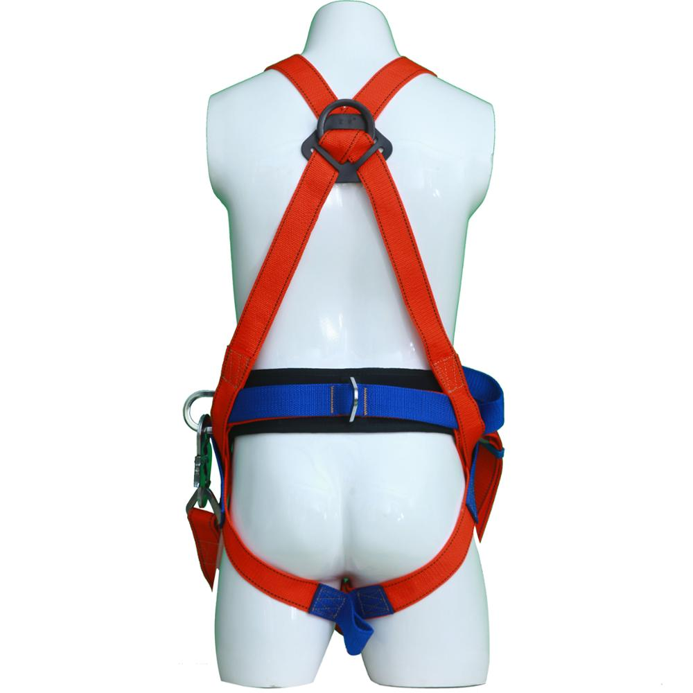Fall Arrest Systems Full Body Harness Life เข็มขัด